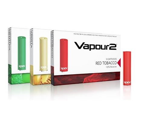 Prefilled E-Liquid Cartridges
