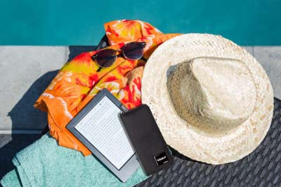 Carry Case By The Poolside