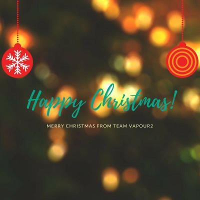 Merry Christmas From Team Vapour2