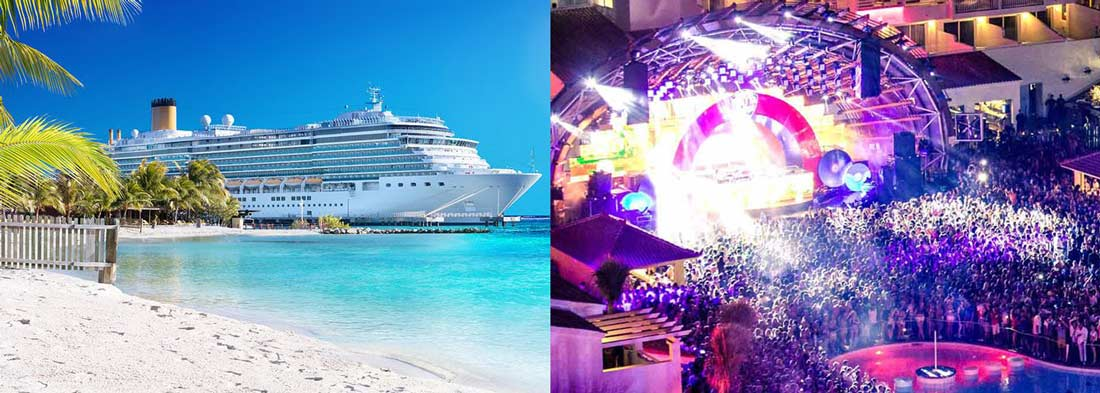 Save money vaping and get aCaribbean Cruise or holiday in Ibiza