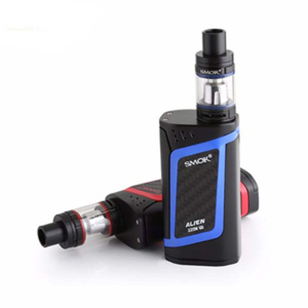 Smok Alien device with variable wattage and temperature control modes