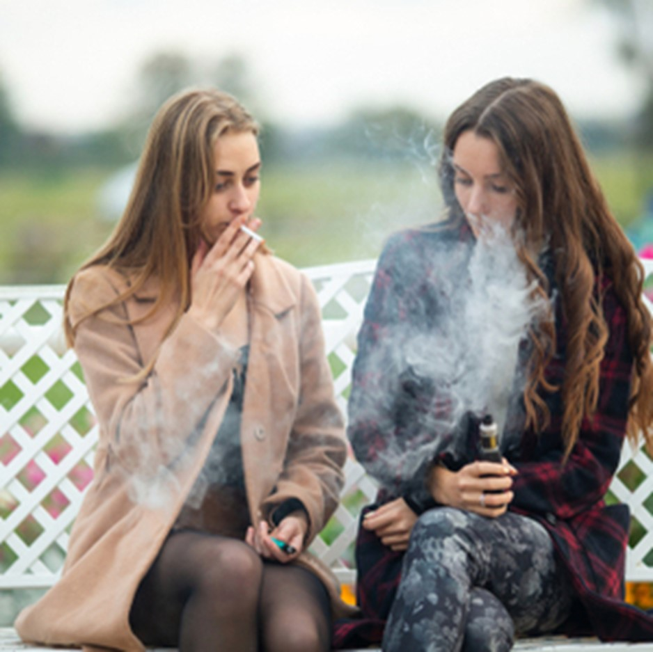 The benefits of swapping cigarettes for vaping