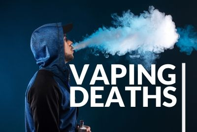 How many people have died from vaping THC cartridges so far
