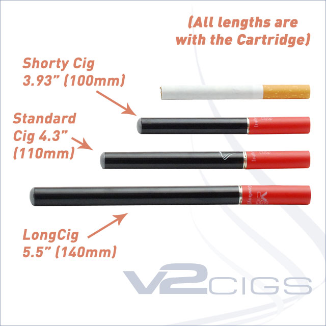 Electronic cigarette batteries