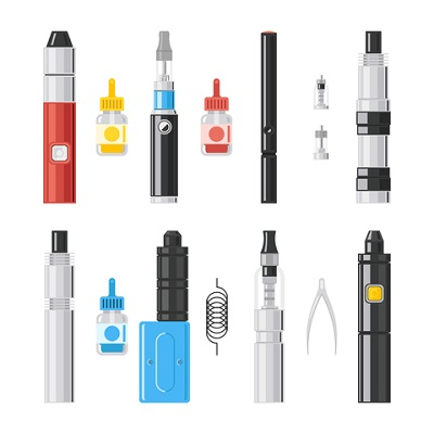 E Cigarettes and Vaporizers